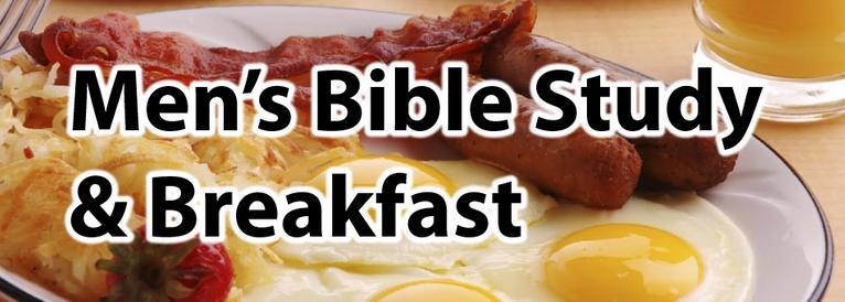Mens Breakfast and bible study